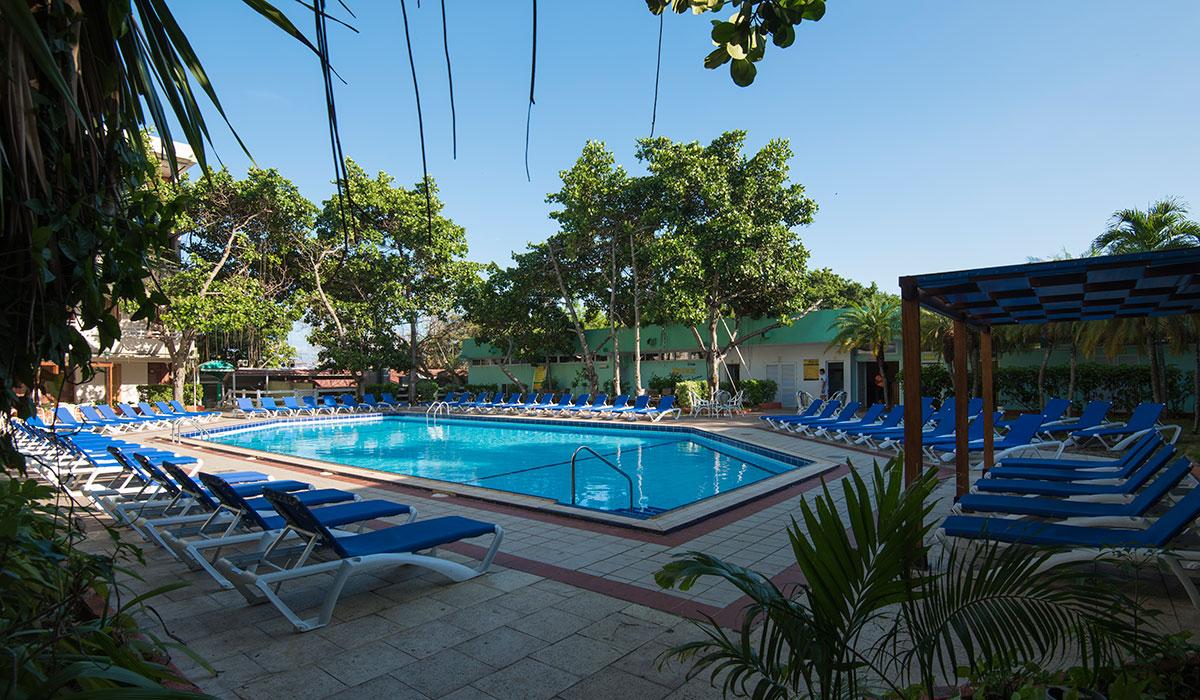 Hotel Kohly - Piscina