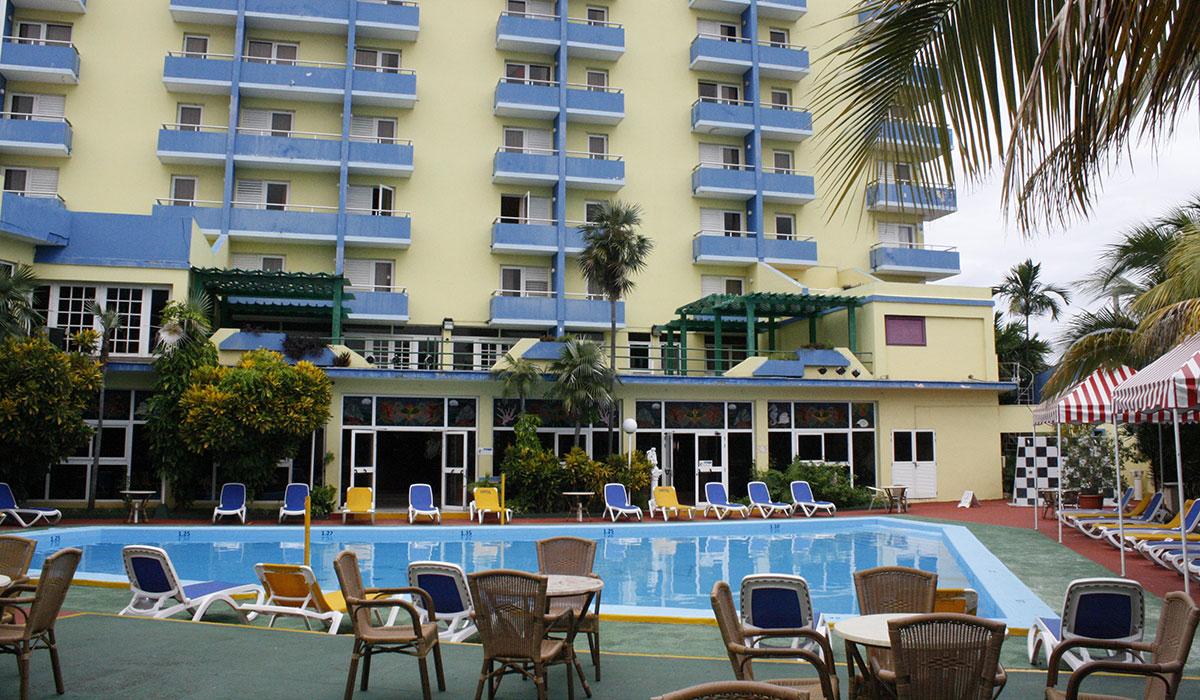Hotel Acuazul - Piscina