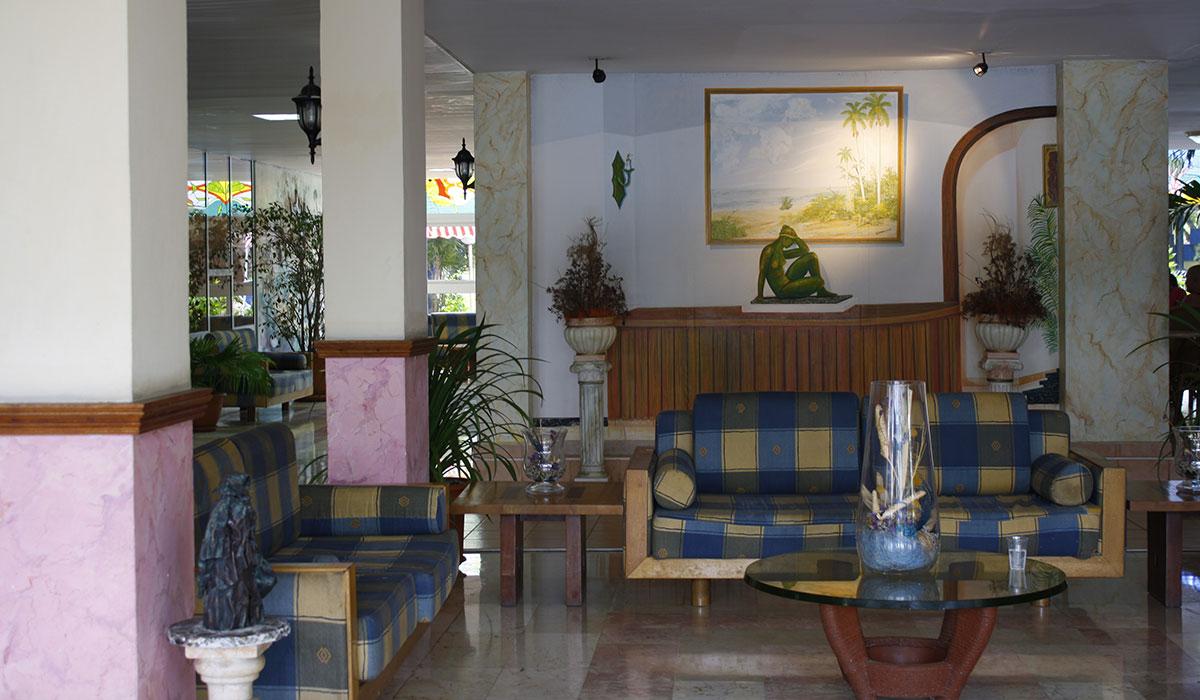 Hotel Acuazul - Lobby