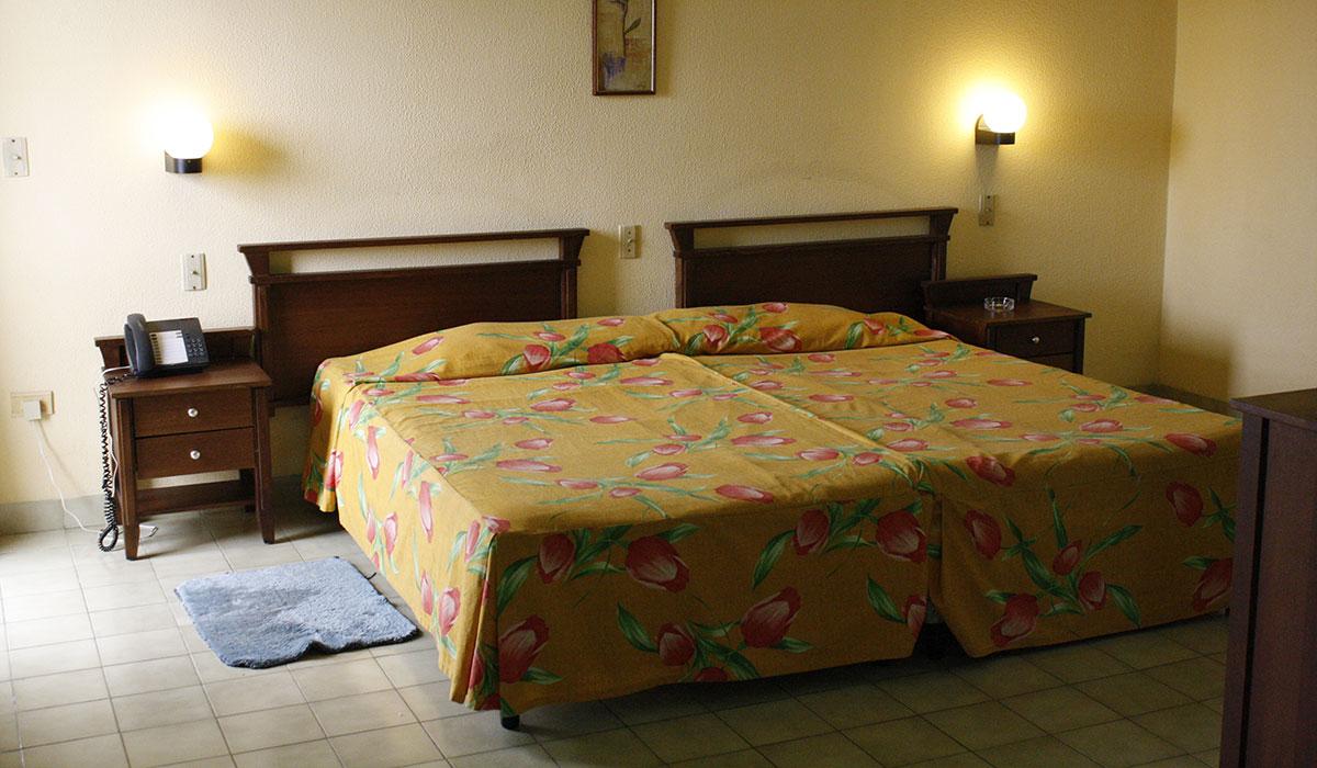 Hotel Acuazul - Habitación