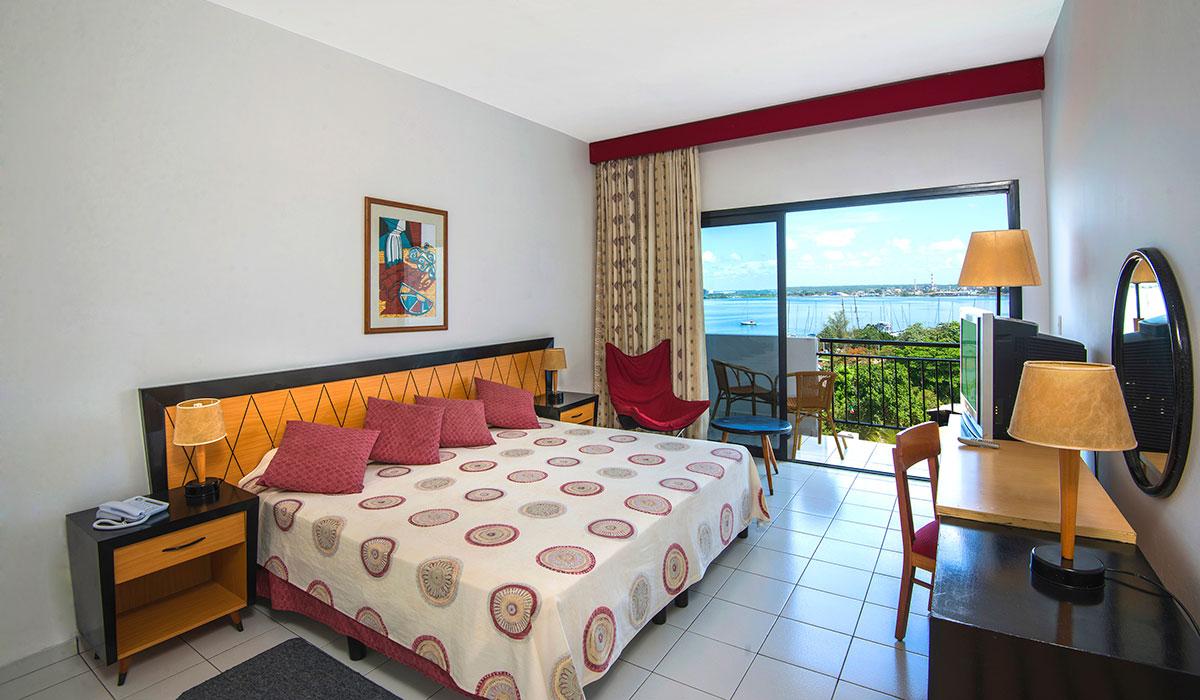 Hotel Jagua by Meliá - Habitación