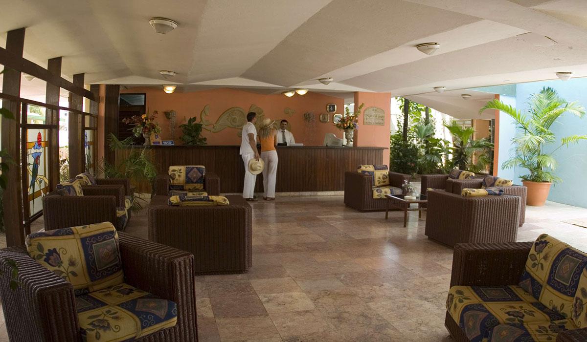 Hotel Mar del Sur - Lobby
