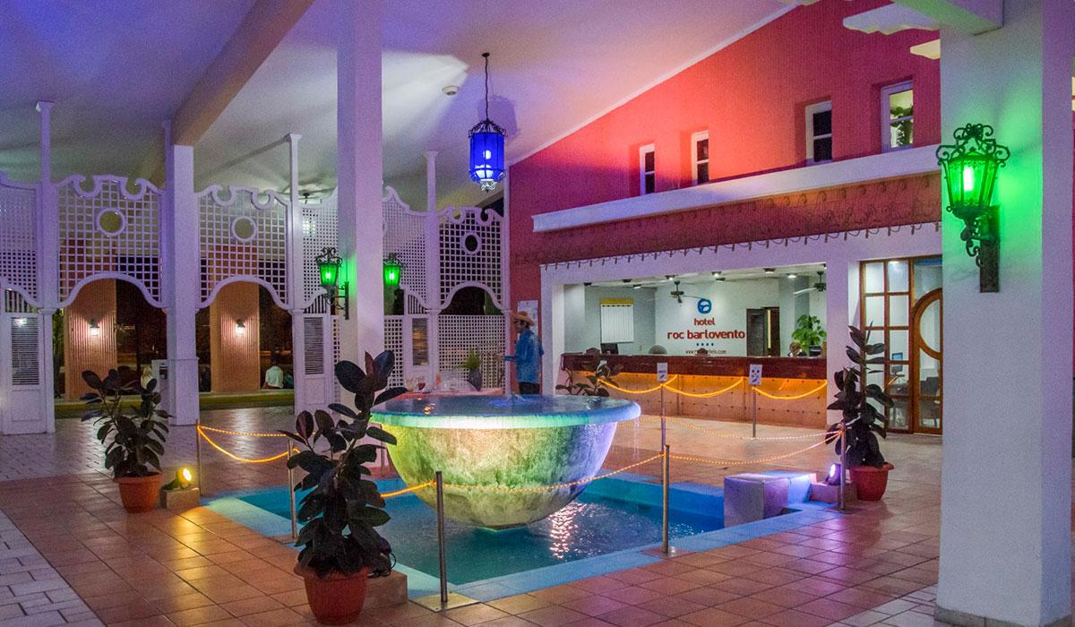 Hotel ROC Barlovento - Lobby