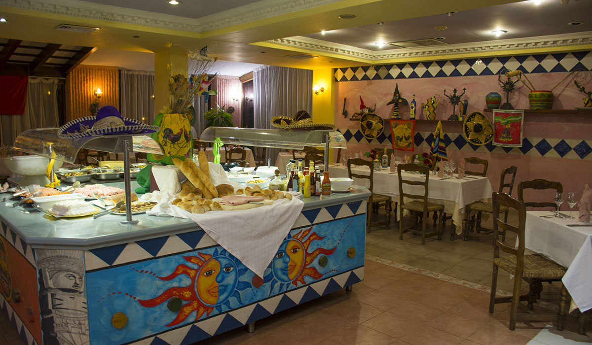 Hotel ROC Barlovento - Restaurant