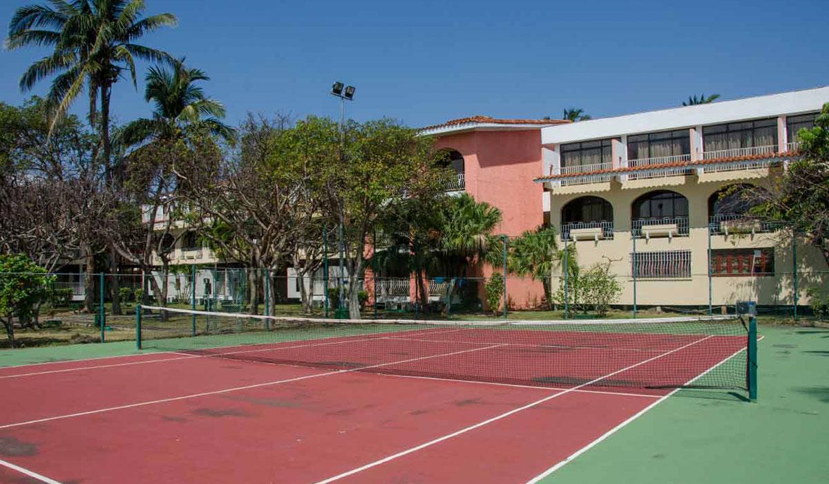 Hotel ROC Barlovento - sport areas