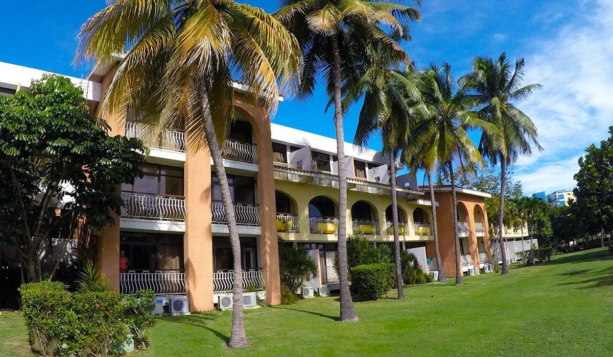 Hotel ROC Barlovento - Areas exteriores
