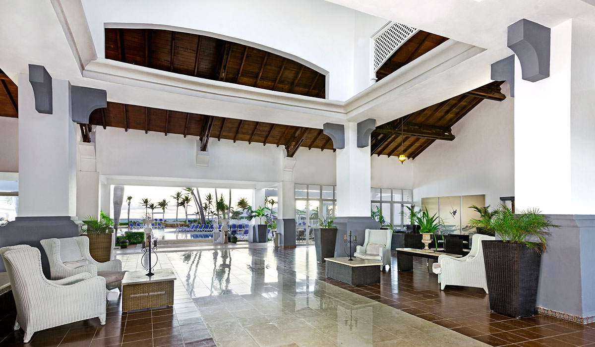 Hotel Sol Cayo Guillermo - Lobby