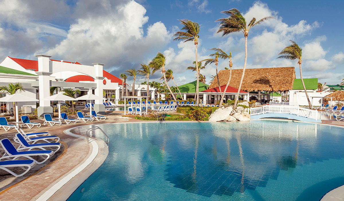 Hotel Sol Cayo Guillermo - Pool
