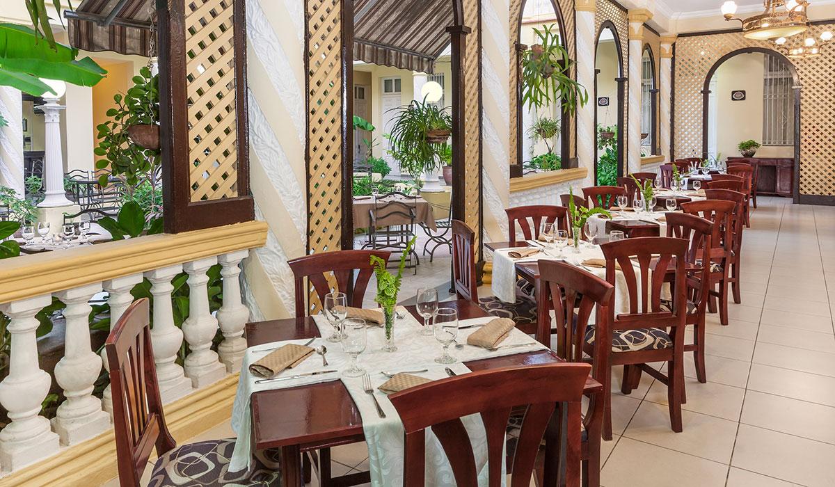 Hotel Colón by Melia - Restaurante