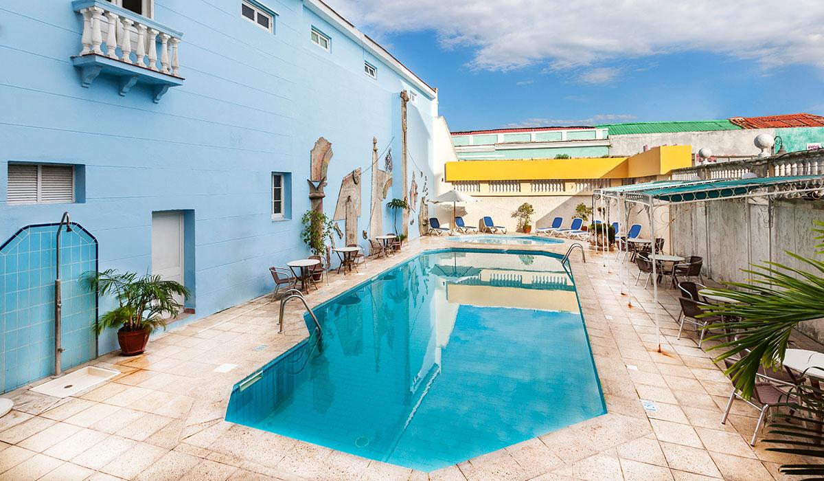 Gran Hotel Camagüey by Meliá - Pool
