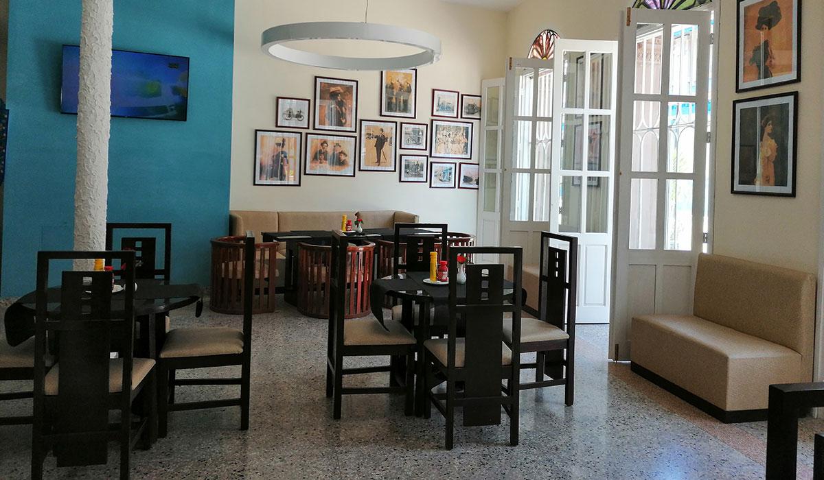 Hotel Plaza Camagüey - Lobby