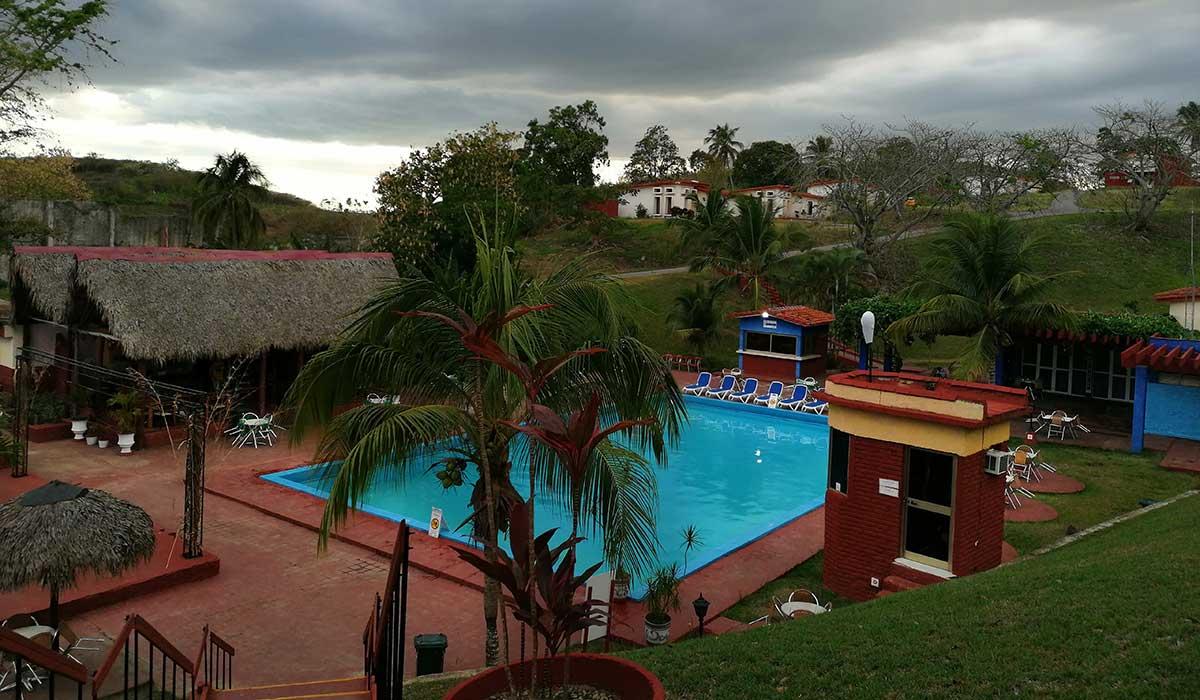 Hotel Islazul Villa Rancho Hatuey - Pool