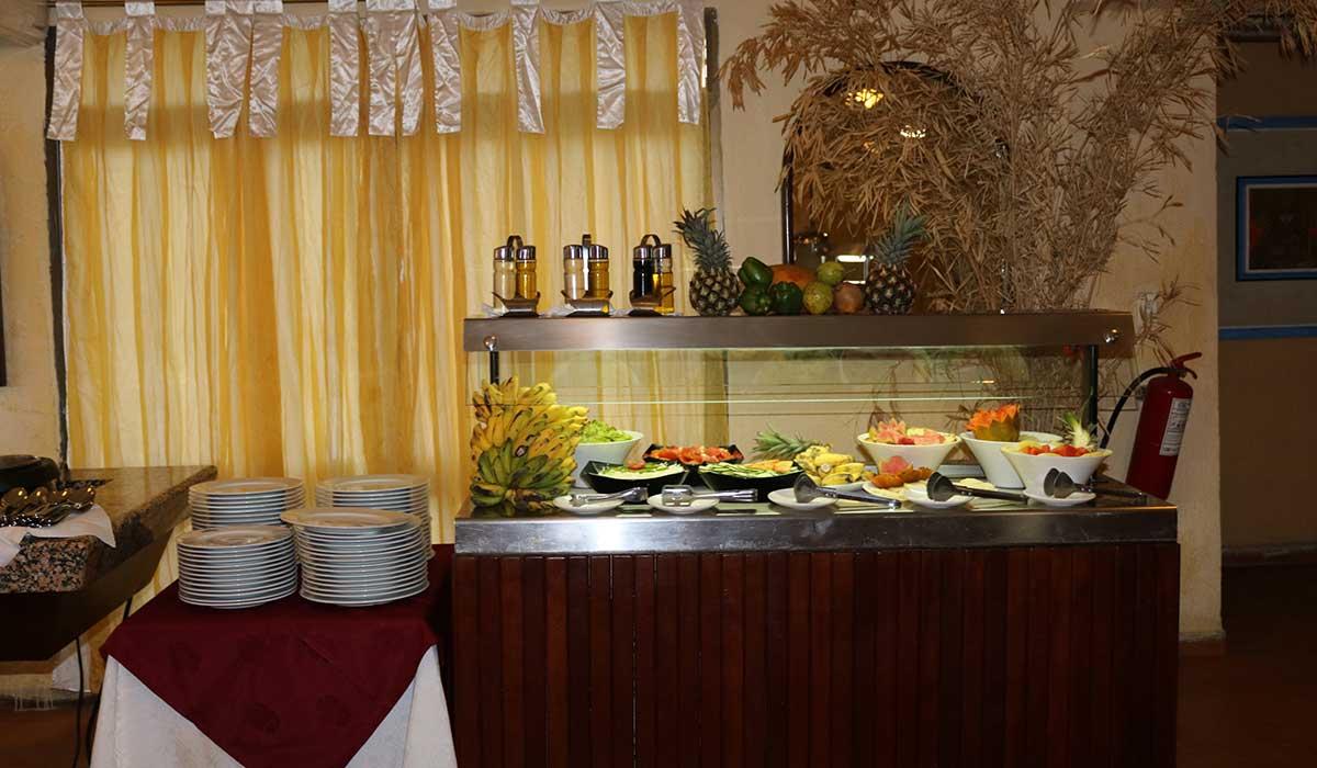 Hotel Islazul Villa Rancho Hatuey - Buffet