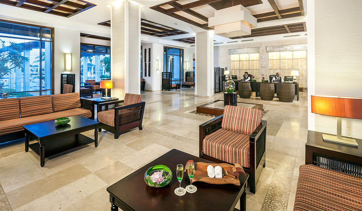 Hotel Meliá Buenavista - Lobby