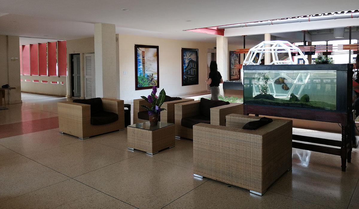 Hotel Morón - Lobby