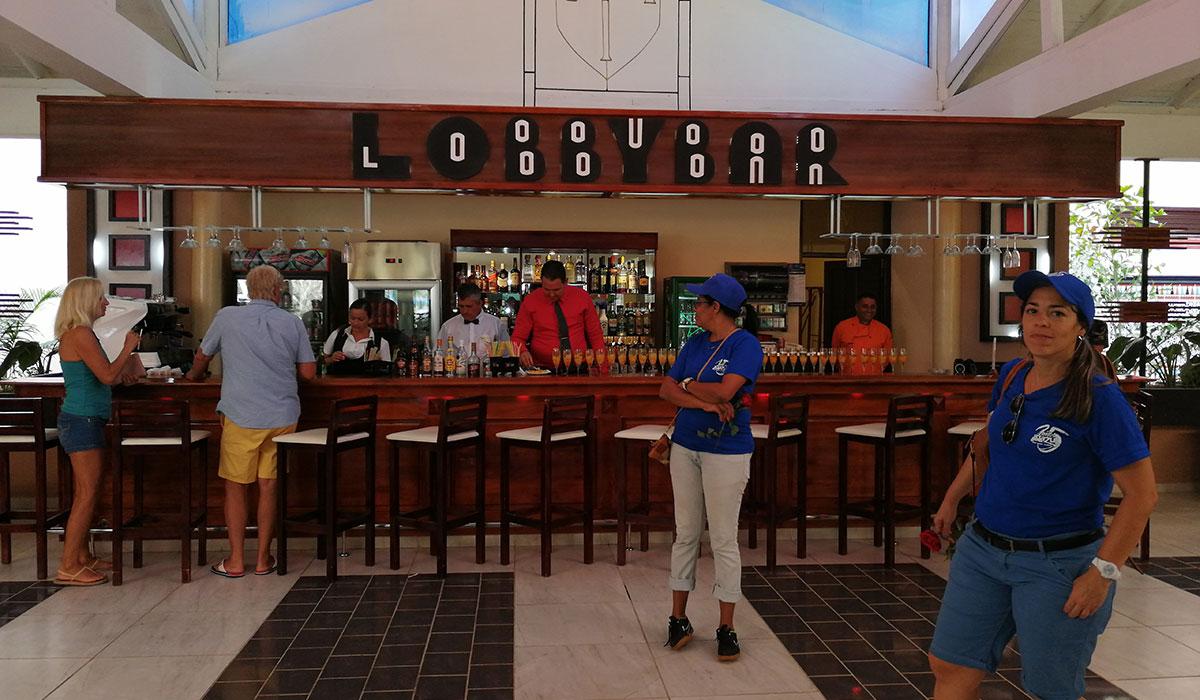 Hotel Morón - Bar
