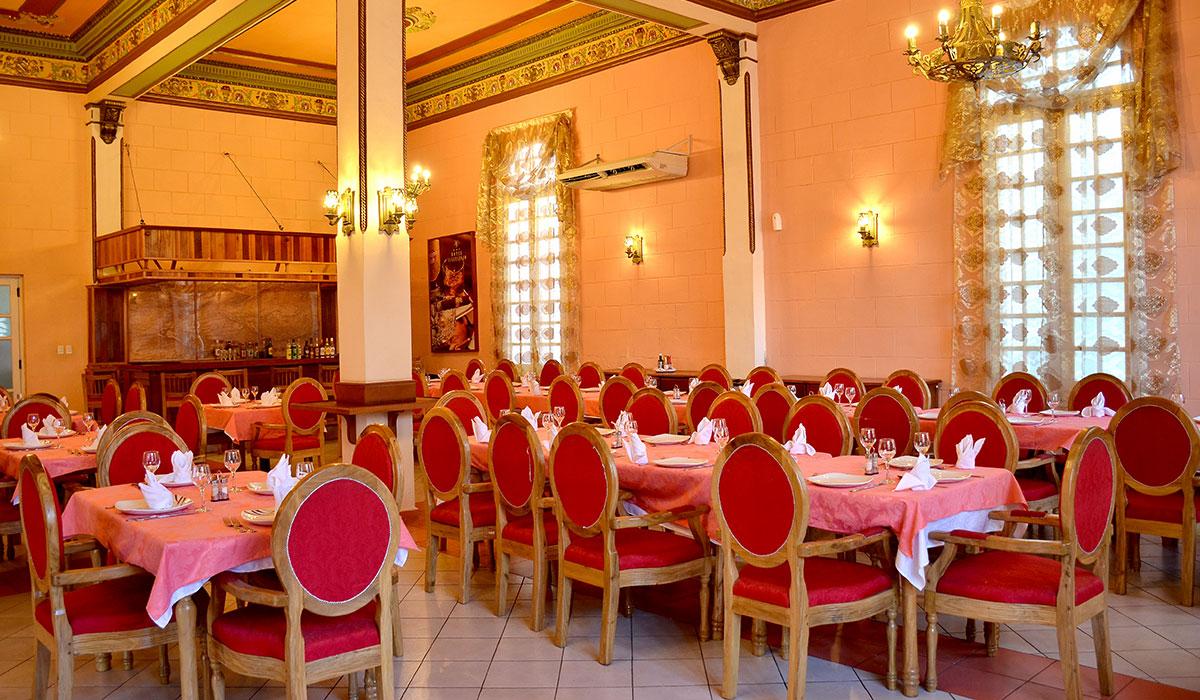Hotel Vueltabajo - Restaurante