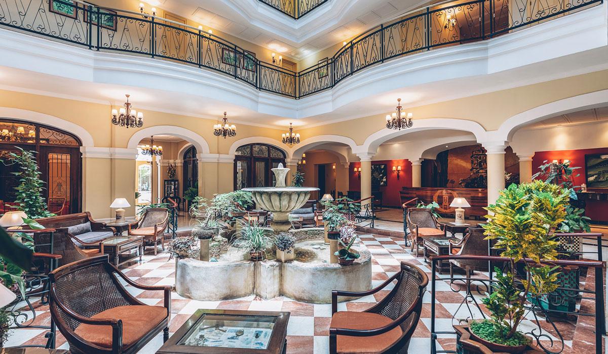 Hotel Iberostar Grand Hotel Trinidad - Terrace
