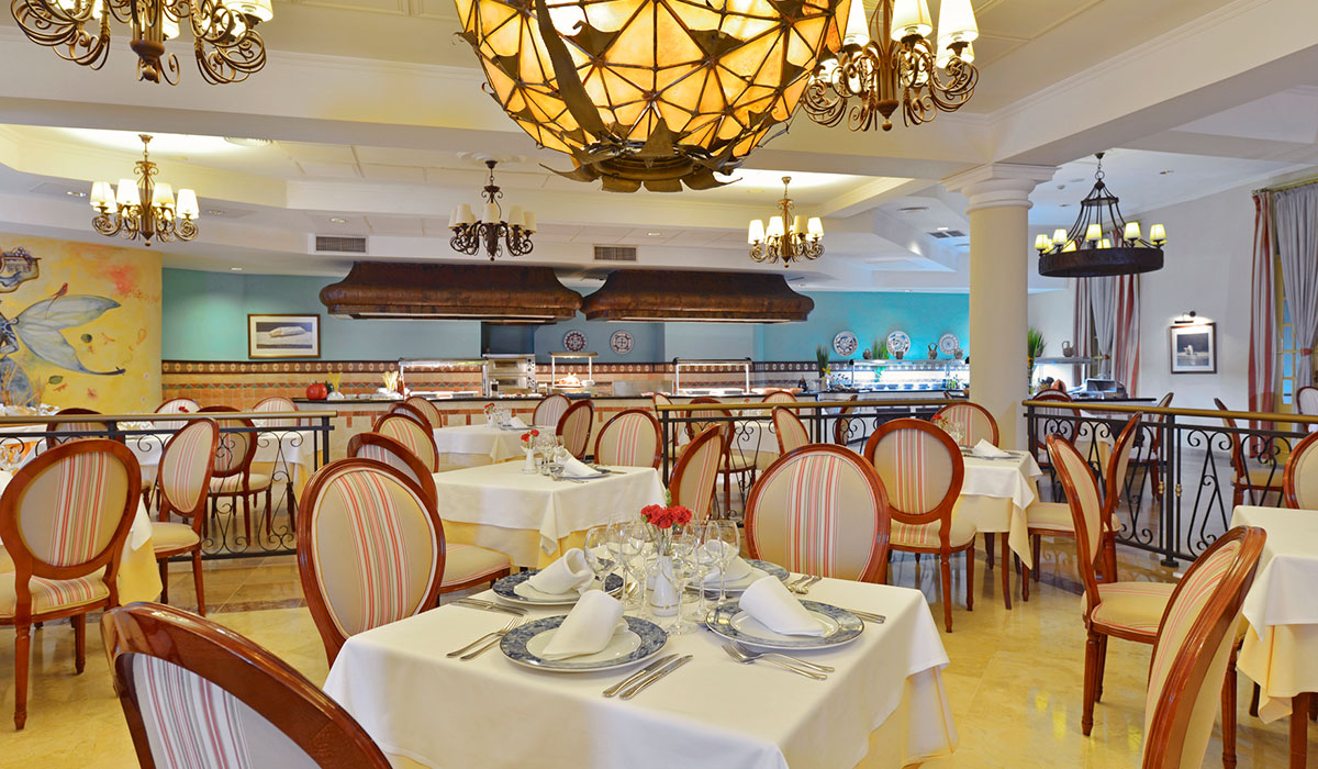 Hotel Iberostar Grand Hotel Trinidad - Restaurant