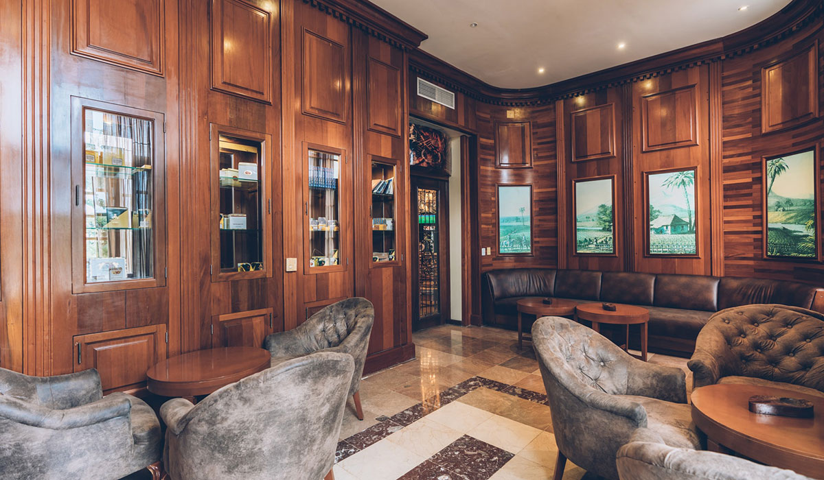 Hotel Iberostar Grand Hotel Trinidad - Habanos Shop