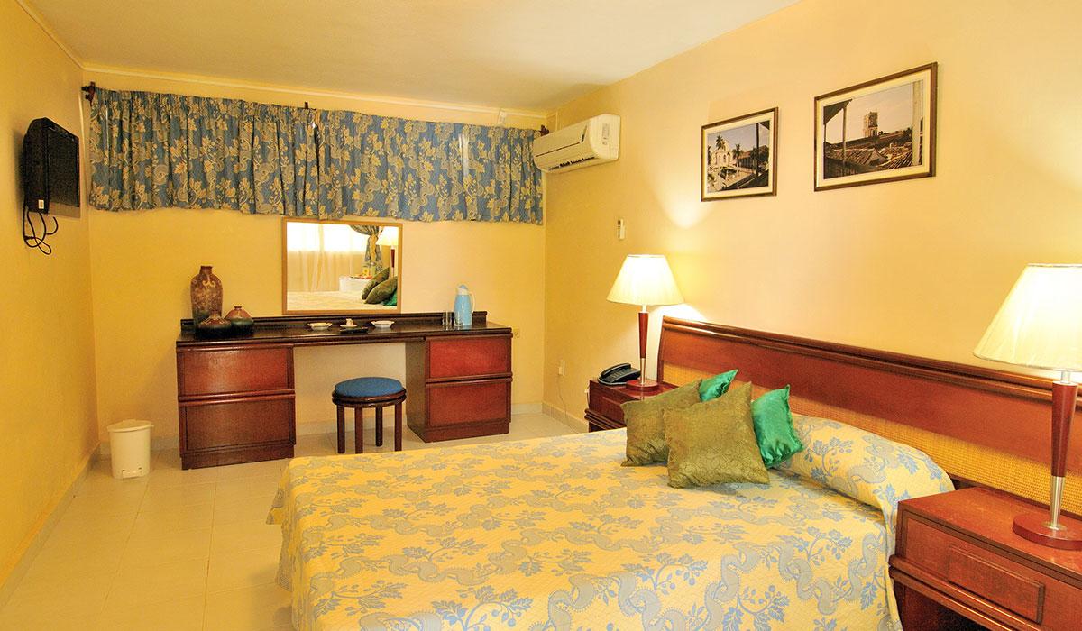 Hotel Cubanacán Las Cuevas - Room