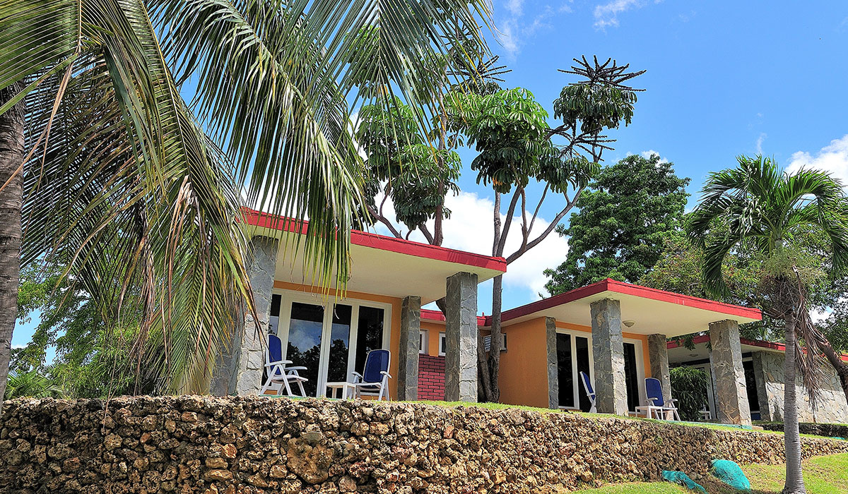 Hotel Cubanacán Las Cuevas - Bungalows