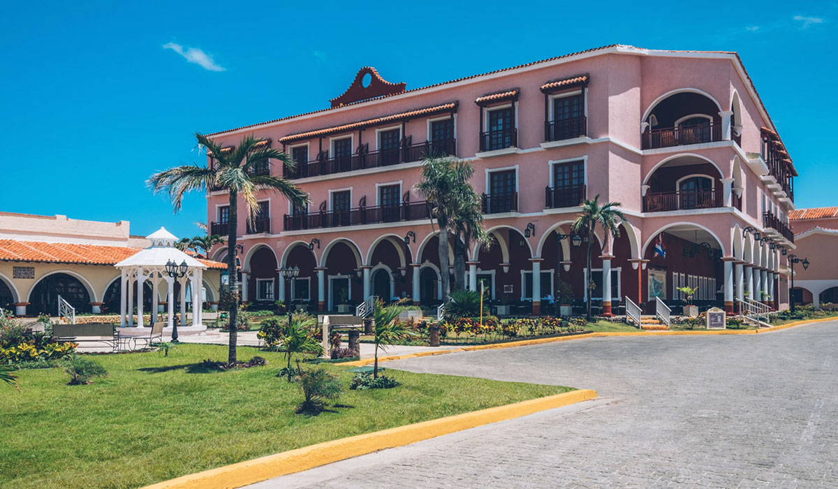 Hotel Iberostar Colonial - Entrance
