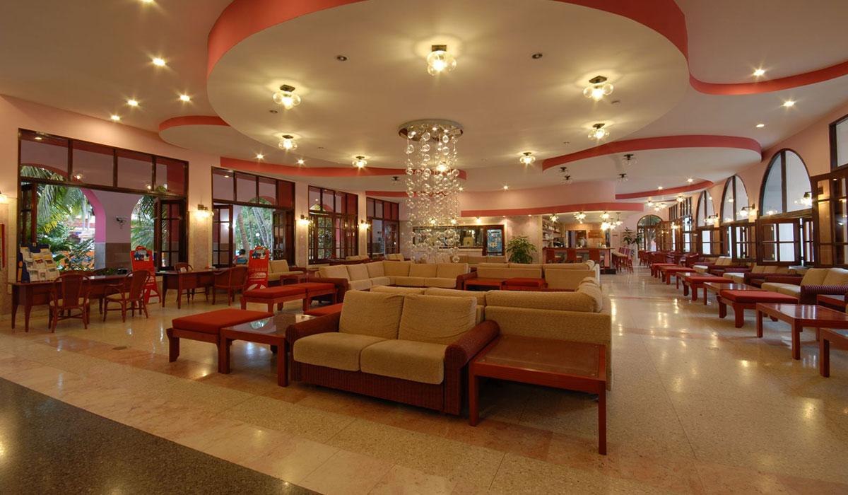 Hotel Be Live Experience Las Morlas - Lobby