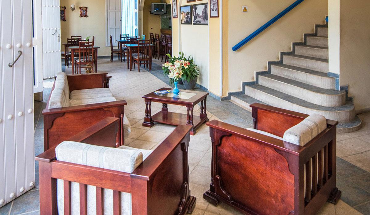 Hostal 1511 - Lobby