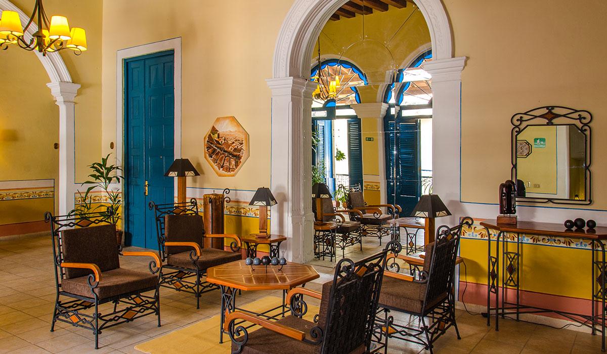 Hotel Encanto del Rijo - Lobby