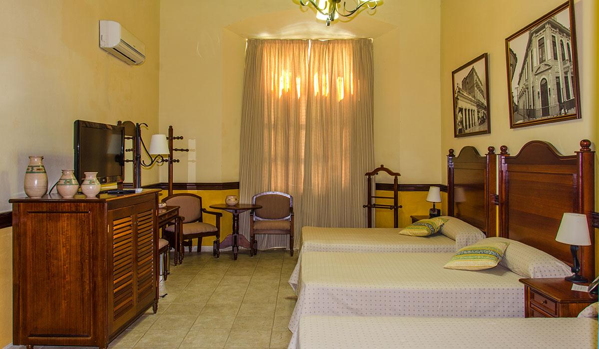 Hotel Encanto del Rijo - Room