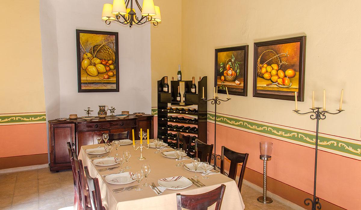 Hotel Encanto del Rijo - Restaurant