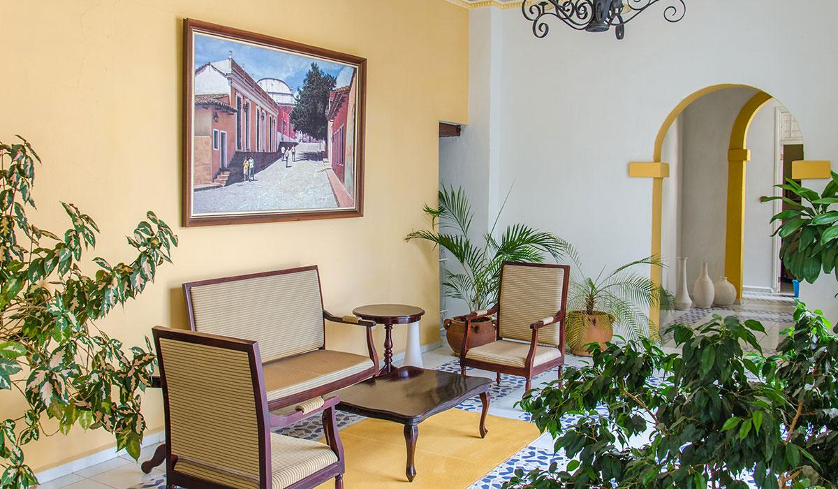 Hotel Encanto Plaza - Lobby