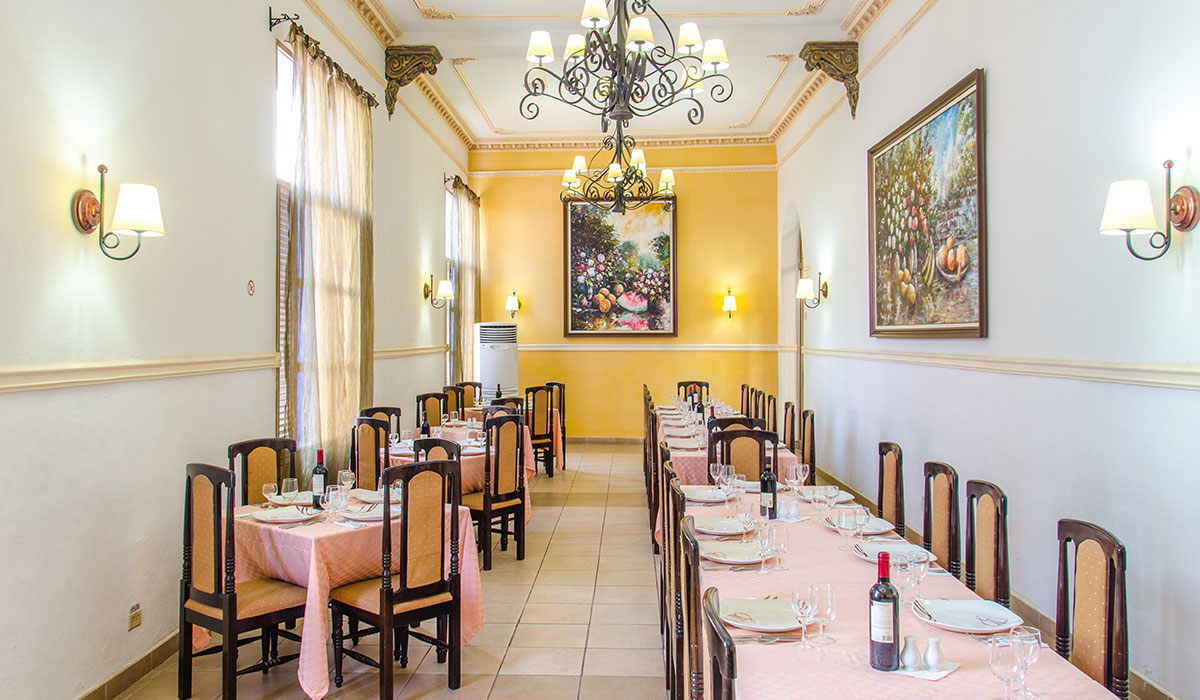 Hotel Encanto Plaza - Restaurant