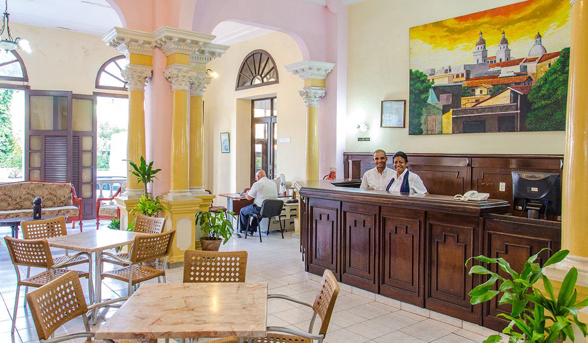 Hotel Libertad - Lobby