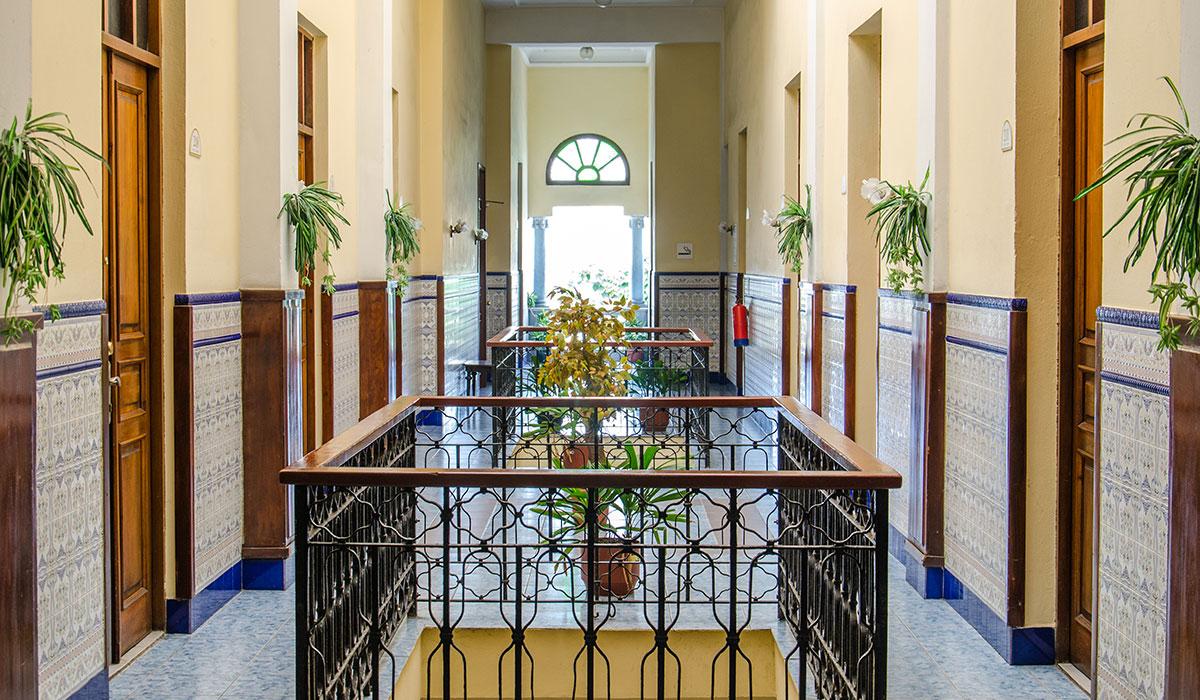 Hotel Libertad - Habitaciones