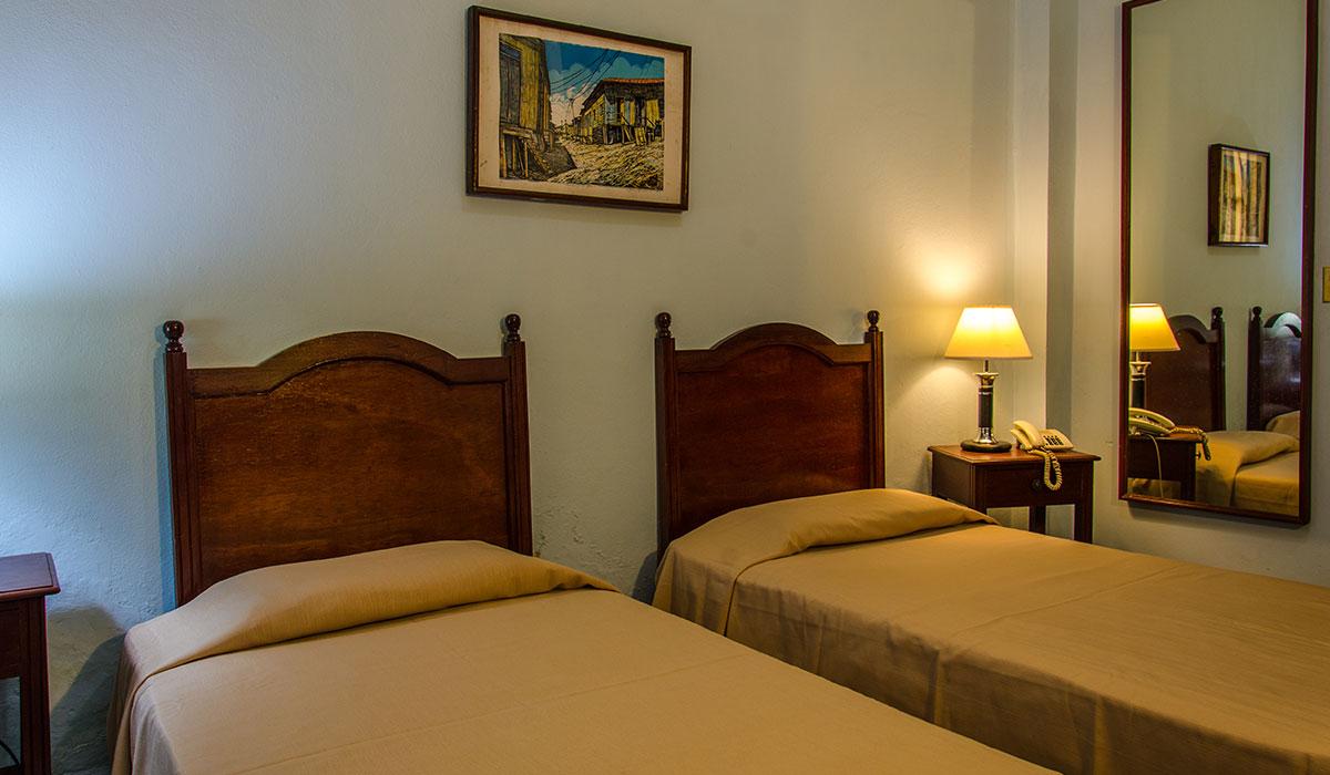 Hotel Libertad - Room