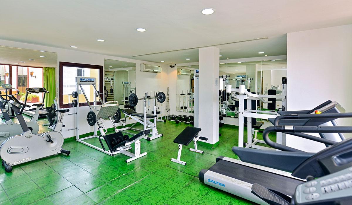 Iberostar Parque Central - Fitness center