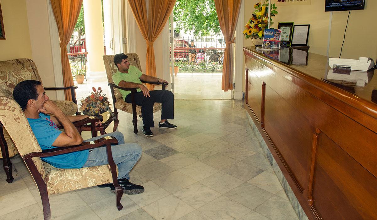 Hotel Paseo Habana - Lobby