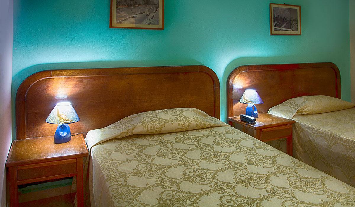 Hotel Paseo Habana - Habitación