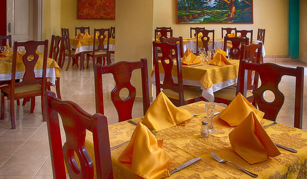 Hotel Paseo Habana - Restaurante