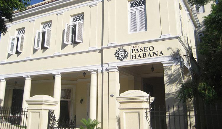 Hotel Paseo Habana, Havana