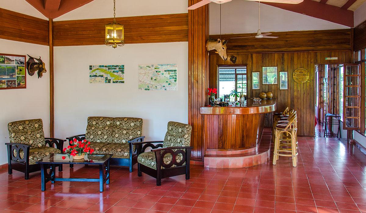 Villa Cayo Saetía - Lobby