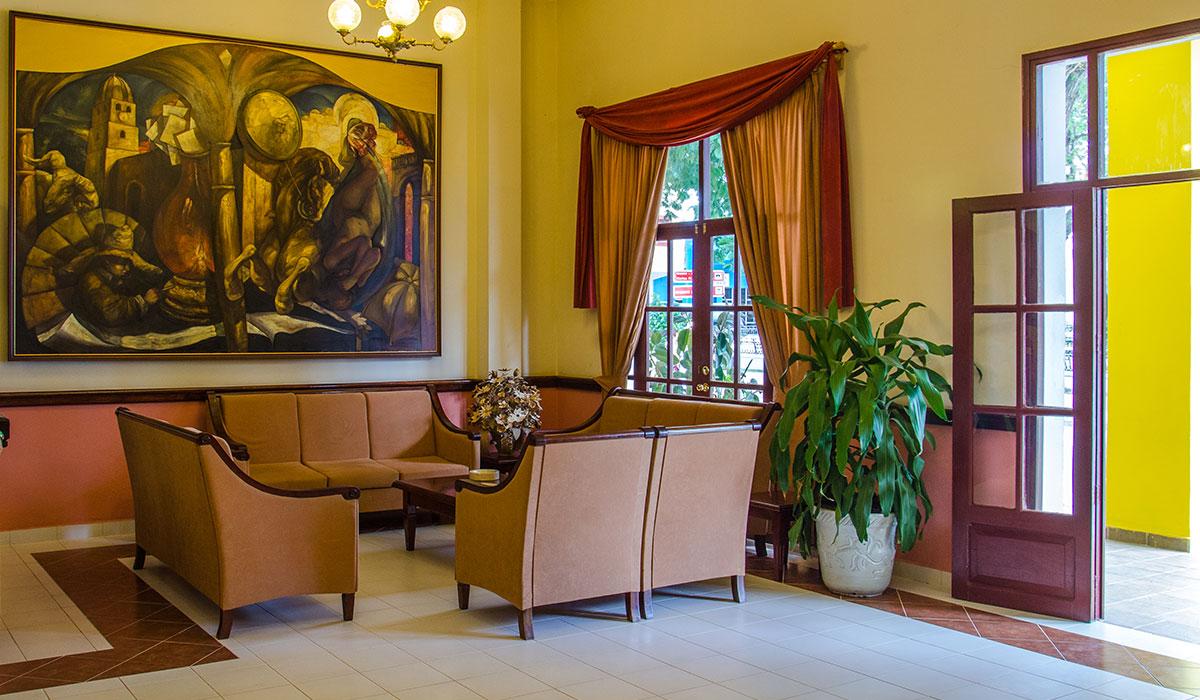 Hotel Encanto Royalton - Lobby