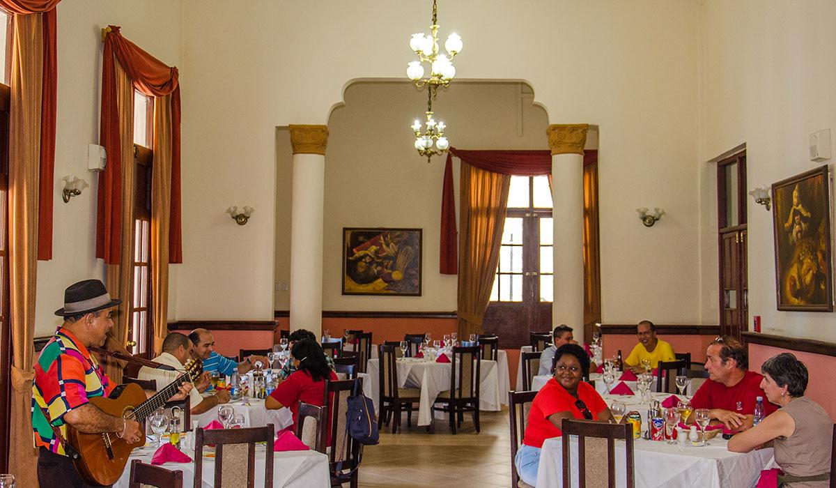Hotel Encanto Royalton - Restaurant