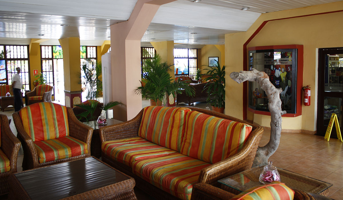 Hotel Club Tropical - Lobby