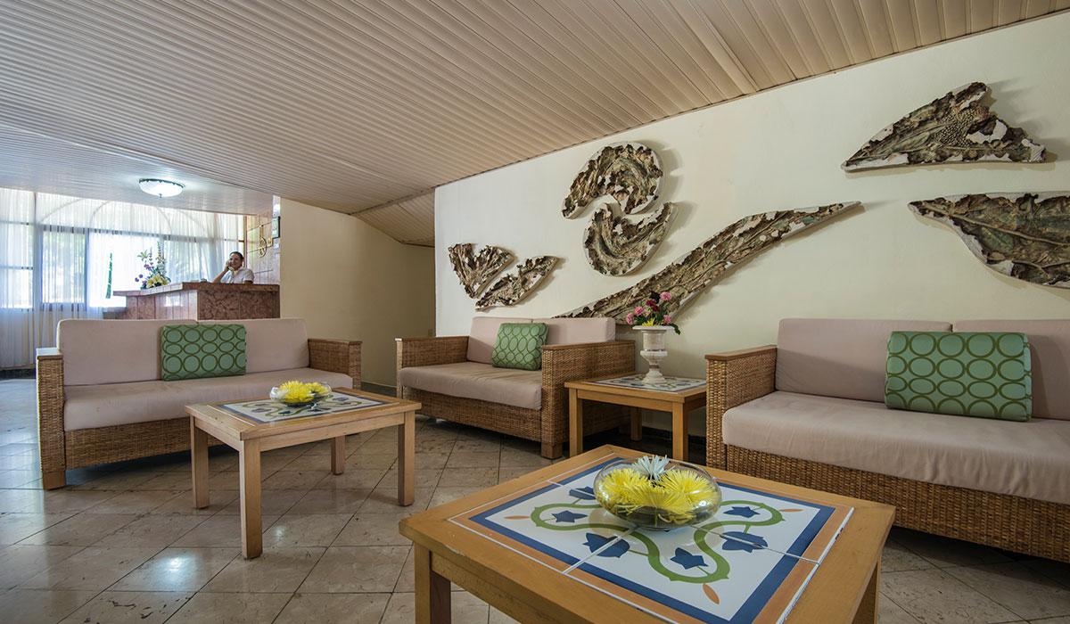 Hotel El Bosque - Lobby