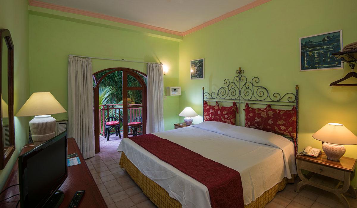 Hotel El Bosque - Habitación