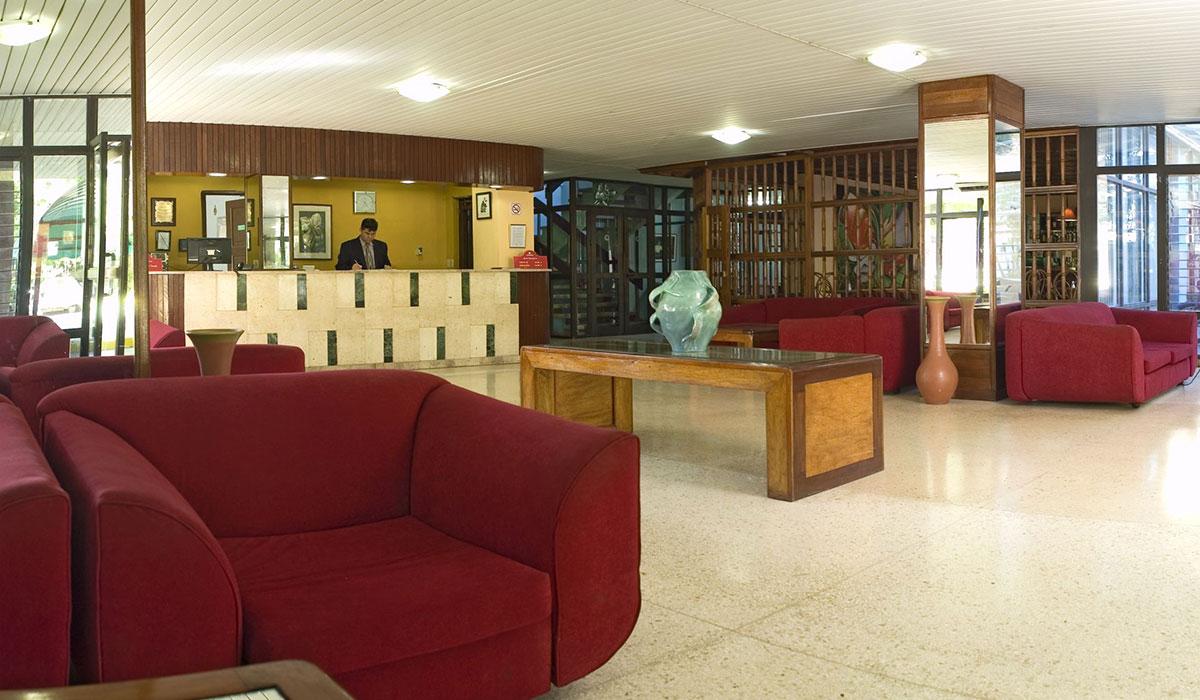 Hotel Mariposa - Lobby