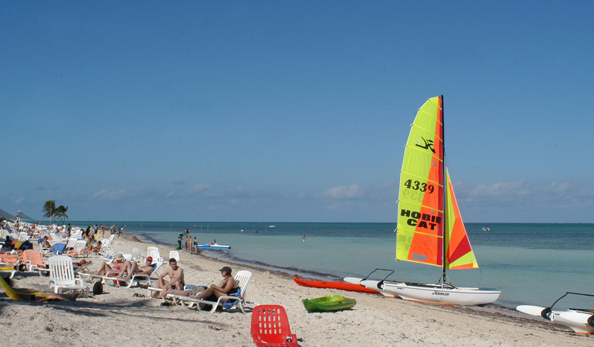Hotel Brisas Santa Lucia - Playa